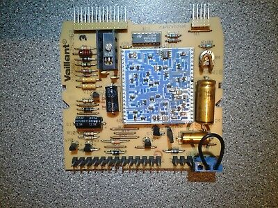 Vaillant 252960 PCB for VCW 110 - 282 boiler