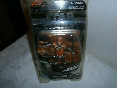 Star Wars -The Saga Collection-Revenge of the Sith Episode III *General Grievous