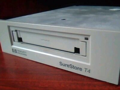 Scsi Tape Drive Hp Surestore T4