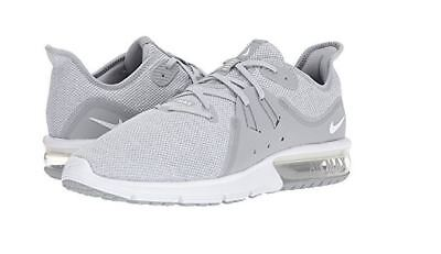 on sale 8cd91 d97a6 Nike Air Max Sequent 3 Running Shoe Wolf GreyWhite-Pure Platinum 921694 003