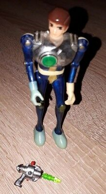 CAPTAIN FUTURE Action Figur ca 1978 Hong Kong