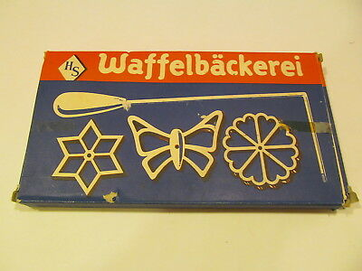 VTG Waffelbackerei – NOS – New in Original Box – West Germany