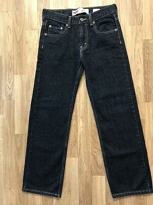 Levis 550 relaxed jeans boys size 12 regular