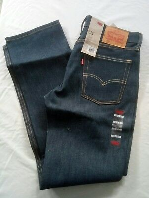 LEVI'S 514 Jeans Men's 31x32, BRAND NEW , straight fit