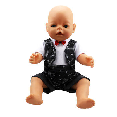 New clothes Doll Clothes Wearfor 43cm Baby Born zapf (only sell clothes )