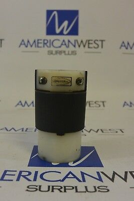 Hubbell 20 amp 208 volt 3 phase Twist Lock Receptacle