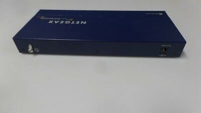 Netgear 8 Port Fast Ethernet Switch Model FS 108