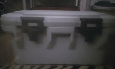 Cambro Speckled Gray S-Series Ultra Food Pan Carrier Insulated Top Loading