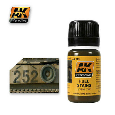 AK-Interactive Fuel Stains Wash, AK025, new!