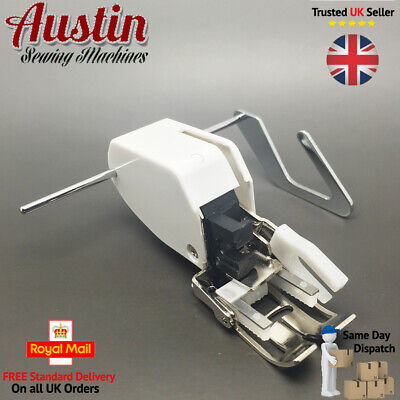 Sewing Machine Even Feed Walking Foot with Quilt Guide for Brother Singer Janome