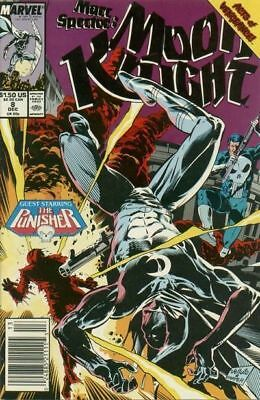 Marc Spector: Moon Knight #8 Vf/nm Punisher