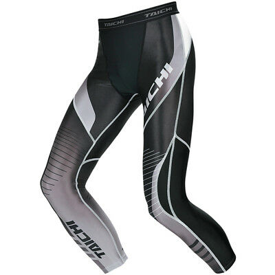 RS Taichi Cool Ride Stretch Graphic Under Pants RSU281 Silver