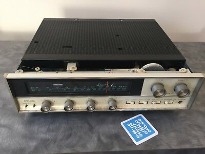 Sherwood S-7800 Vintage Stereo Receiver - AS IS - Parts or Repair