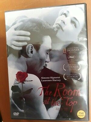 Room at the Top (1959) / Jack Clayton / Laurence Harvey / DVD SEALED