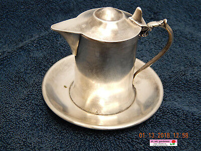 "Wallace Silverplate M616 Creamer-4"" Tall (Approx)-Previously Owned-Used-As Is!"