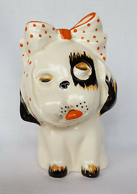 Rare Vintage Crown Devon Bonzo Dog Toothache Perky Pup 101 In Great Condition