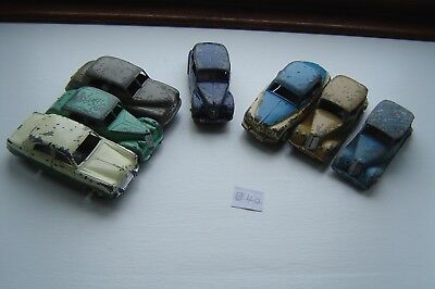 Dinky Toys Mixed 40 Series Cars Job Lot Joblot Antique Vintage 1P B40