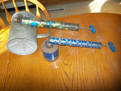 lot 2 vintage hudson bug sprayer