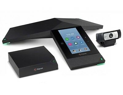 Polycom RealPresence Trio 8800 Collaboration Kit MS Skype - TOP Komplettpaket !