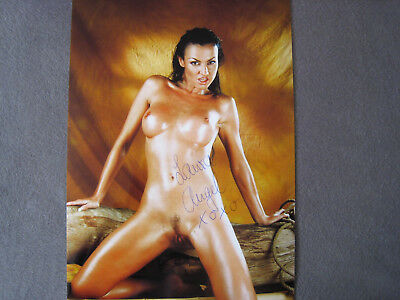 Laura Angel-Foto 20x30,original signiert