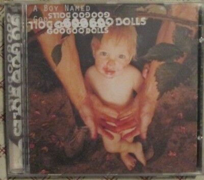 CD Goo Goo Dolls - A boy named Goo (Warner Bros 1995)