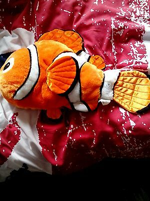 FINDING NEMO /beanie bean plush soft toy Disney store used
