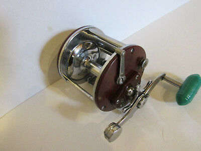 Vintage Penn Peer  No.209 Fishing Reel,made in U.S.A,Nice condition