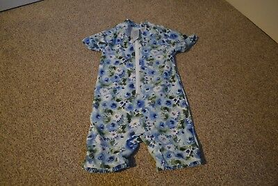 Girls 2-3 years Sunsafe All in one swimming outfit NEXT