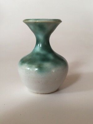 PHIL MORGAN Signed POTTERY Miniature Case
