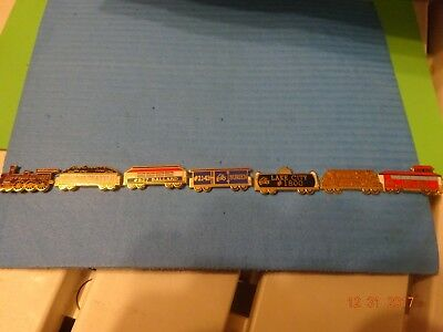 BPOE ELKS Original Seattle Metro District 1970-2000 Train Set Free Shipping!!