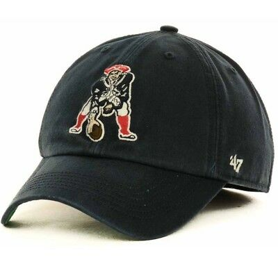 bbc9e6307ca New England Patriots  47 Brand Franchise Retro (W) XL Relaxed Fitted Cap Hat