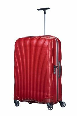 "Samsonite Cosmolite 3.0 75cm/28"" RED Spinner Luggage 4-wheeled 80408-1726"