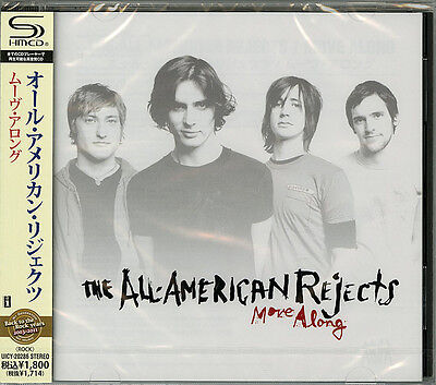 The All American Rejects-Move Along-Japan Shm-Cd D50