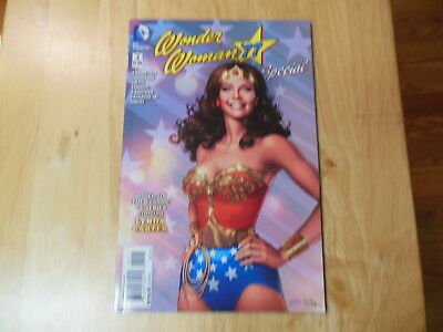 WONDER WOMAN '77 SPECIAL #2  2015  1ST PRINT With LYNDA CARTER  DC COMICS