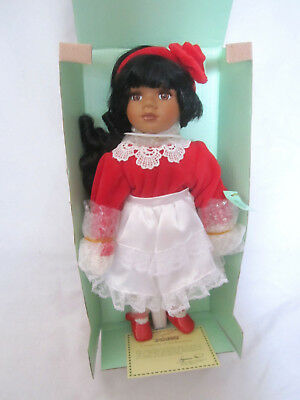 "NEW Seymour Man Porcelain Mexican Spanish 12"" ROSA Doll"