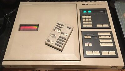 Pioneer VP-1000 Laserdisc Player with Original Instructions and Remote - TESTED!