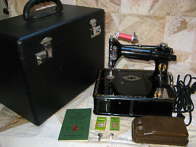 Singer 24-80 Sewing Machine not a Featherweight