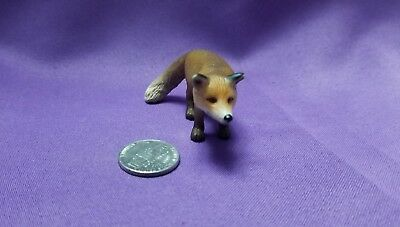 Schleich Animal Wildlife Red Fox # 14338 YFMR