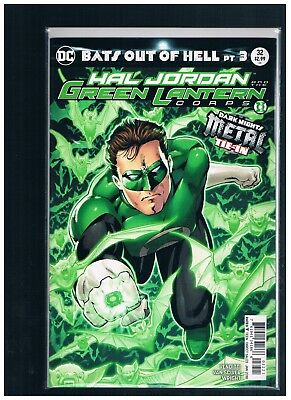Hal Jordan And The Green Lantern Corps #32 Cover B Variant Barry Kitson Cover
