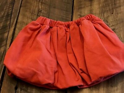 Swanky Baby Vintage Girl's Fashion Boutique Elastic Waist Skirt, Size Small