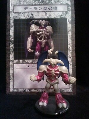 YUGIOH Dungeon Dice Monsters DDM - Japanese  SUMMONED SKULL  figure & card