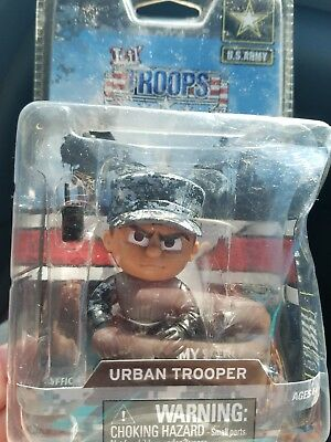❤Lil' Troops Urban Trooper US Army By Party Animal Toys NIP