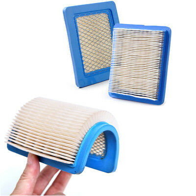 3Pcs Air Filters For Briggs & Stratton 491588 491588S 5043 5043D 399959 119-1909