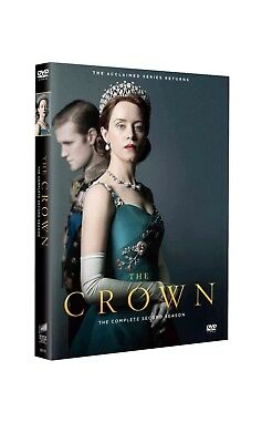 The Crown Season 2 (Brand New From Toronto)