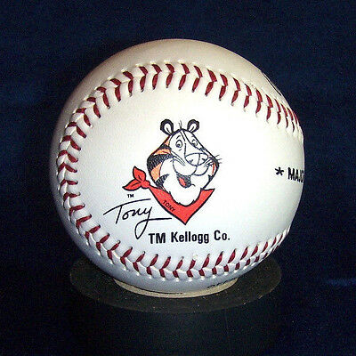 1991 Kelloggs Frosted Flakes Tony the Tiger Official Size MLB Baseball Rawlings