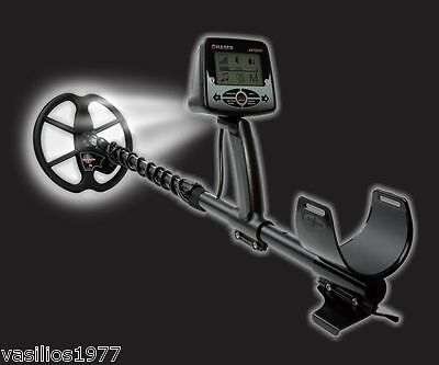 New! Detech Chaser Pro Pack Gold & Metal detector with 2 coils