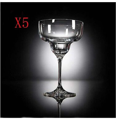 New 5X Capacity 340ML Height 173MM Creative Cocktail Wine Glass/Glassware %