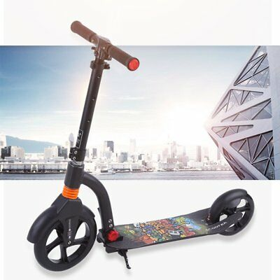 cityroller big wheel kinderscooter tretroller f r. Black Bedroom Furniture Sets. Home Design Ideas