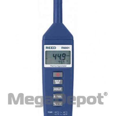 Reed R6001, Dual LCD Thermo-Hygrometer