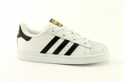 adidas Superstar BB9076 Infants Trainers~Originals~UK 2 to 9.5 Only